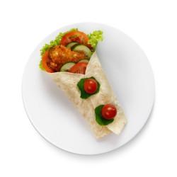 tortilla duża